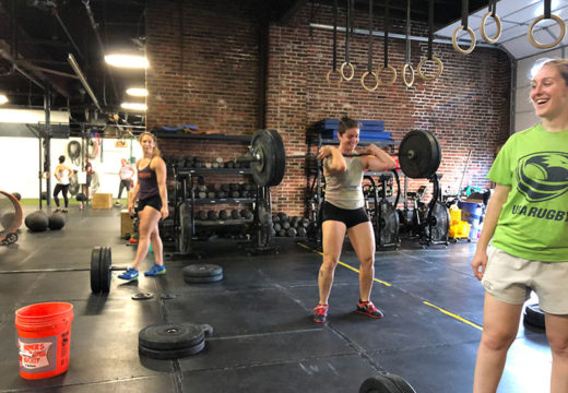 WOD 083019: Y'all Smell That? We're Cooking PR's…