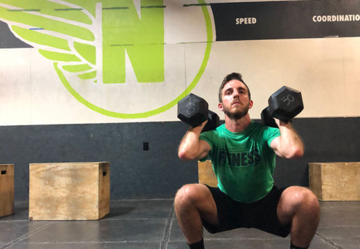 WOD 090319: Quick And Steady