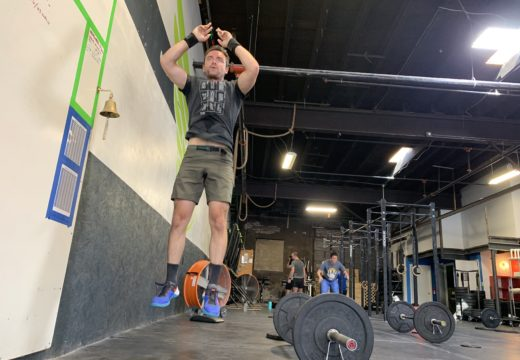 WOD 092219: How fast can you Burpee?
