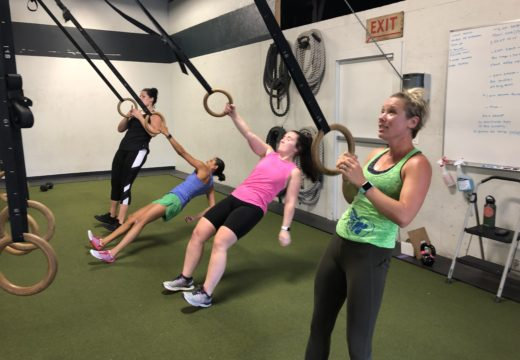 WOD 092319: Fall Fitness is Here!