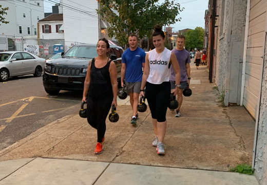 WOD 100119: A Solid Lead Into October!