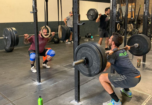 WOD 102416: Quality Strength