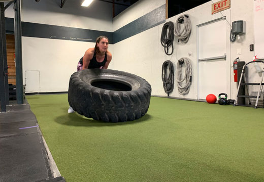WOD 110219: Fitness That's Flippin' Awesome