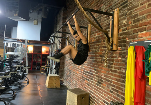 WOD 120219: Flying Into December!
