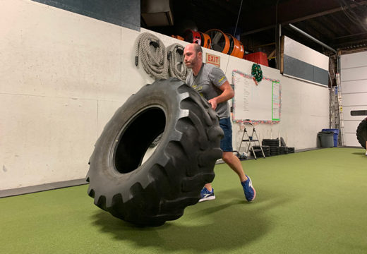 WOD 121019: Deadlifts and Grips