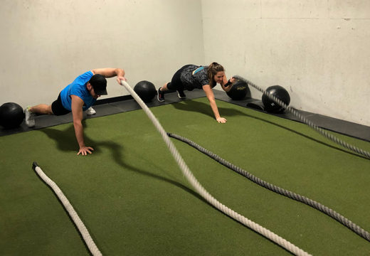 WOD 122719: Friday Strict Business