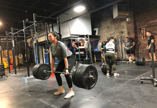 WOD 010220: Pulling Heavy In 2020