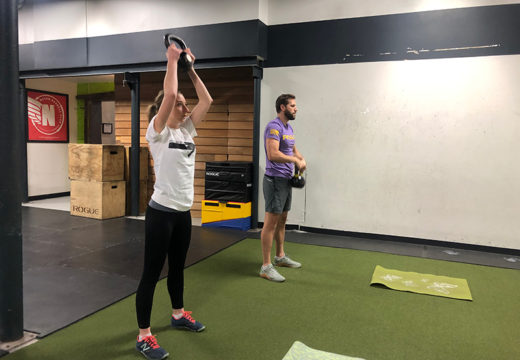 WOD 011420: Up and Over