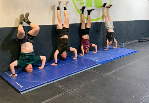 WOD 012120: All It's About The Burpees