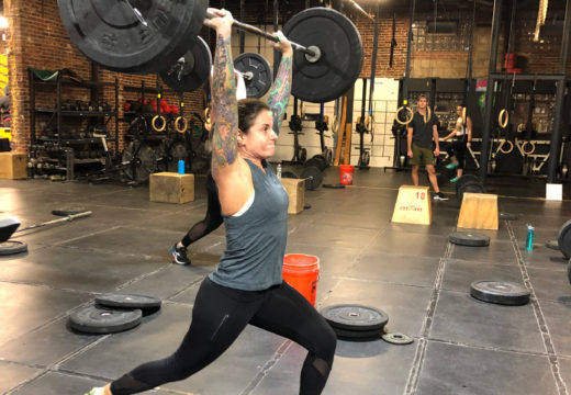 WOD 021220: Max Out Clean & Jerk!