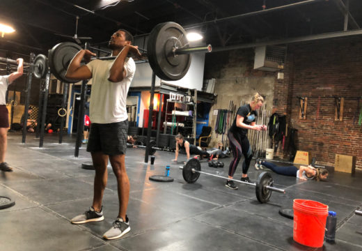 WOD 021820: Exposed – 1% Better Everyday